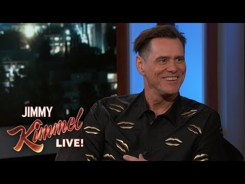 Jim Carrey on New Show Kidding