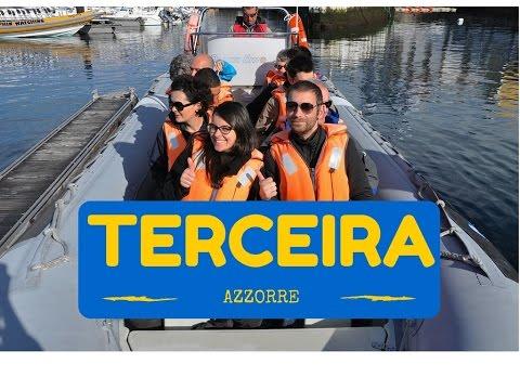Scoprendo l'isola Terceira, Azzorre