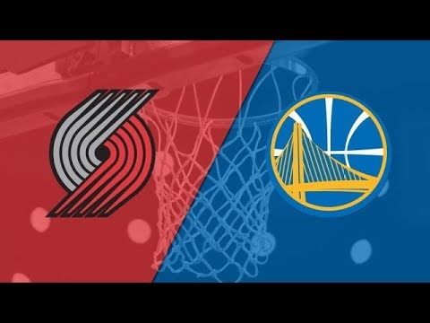 NBA Live Stream: Golden State Warriors Vs Portland Trail Blazers (Live Reaction & PBP) Game 4