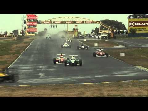 MRF Formula 1600 - Round 3 Highlights (Coimbatore)