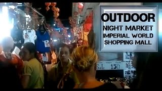 Bangkok Living&Travel - Samrong Nua Night Market Updated
