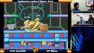 HF Neon (Lucas) vs. JaimeHR (Bowser, Falcon, Dedede) – Hype Winner's Finals Set from SWJ2 (AZ regional)