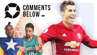 Cristiano Ronaldo could be on his way back to Man United for £175 Million! Poet and Vuj talk about this, the Confederations Cup...