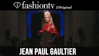 Jean Paul Gaultier Haute Couture Fall/Winter 2014-15 | Paris Couture Fashion Week