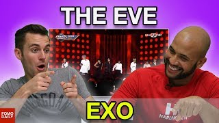 "Download Video EXO ""The Eve [Comeback Stage]"" • Fomo Daily Reacts MP3 3GP MP4"