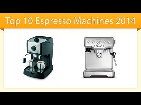 Ezvid Coffee Maker Reviews : Top 10 Espresso Machines 2014 Best Review - Automatic Coffee MakerAutomatic Coffee Maker