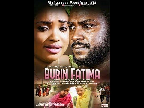 BURIN FATIMA 3&4  LATEST HAUSA FILM