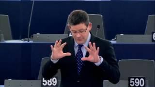 Képviselői felszólalás – 2017.05.15. Strasbourg