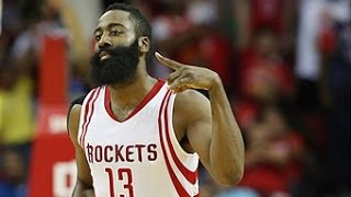James Harden - Houston Rockets - NBA