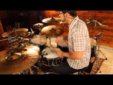 Jesse – Hillsong United – Mighty to Save (Drum Cover em HD)