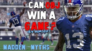 """We're finally back with Madden Mythbusters, and we're doing it with a bang!Norman vs Odell: https://www.youtube.com/watch?v=8Qb5aQ7JnvA&t=16sDrop a LIKE and Comment if you would like to see more Myths!Want to see more amazing Madden 17 videos??SUBSCRIBE RIGHT HERE: (It helps out a lot!)https://www.youtube.com/user/RandomGaminCrewThank you all so much for all stopping by to check out my channel! For anyone who is new, I really enjoy playing Madden and NBA 2k17. As I'm sure that you will find out, I just like to have fun and mess around with different games. Above all, and most importantly: without my Lord and Savior Jesus Christ this channel would be nothing. Thanks again everyone - your support is incredible!Isaiah 58:9 - """"Then when you call, the Lord will answer. 'Yes I am here,' he will quickly reply.""""Credits:➡Twitter: https://twitter.com/RealYoBoyPIZZA➡️ Snapchat: Tbone-225➡️ Business Email: therandomgamingcrew@gmail.com➡ Music- Chuki: https://www.youtube.com/user/CHUKImusicAs always don't forget to keep God #1❗️Have an awesome day everyone ❕-YoBoy"""