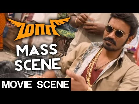 Video Dhanush Mass Scene | Maari | Dhanush | Robo Shankar | Balaji Mohan | Anirudh download in MP3, 3GP, MP4, WEBM, AVI, FLV January 2017