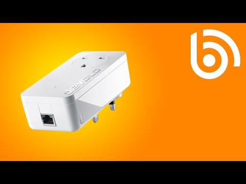 devolo 550 Duo+ HomePlug overview