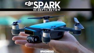 Video DJI Spark — In Depth Review [4K] MP3, 3GP, MP4, WEBM, AVI, FLV Oktober 2017