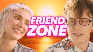 Video NORMAN feat NATOO - FRIENDZONE MP3, 3GP, MP4, WEBM, AVI, FLV September 2017