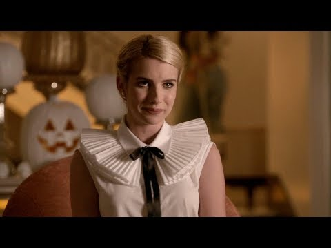 Emma Roberts | Scream Queens All Scenes [1080p]