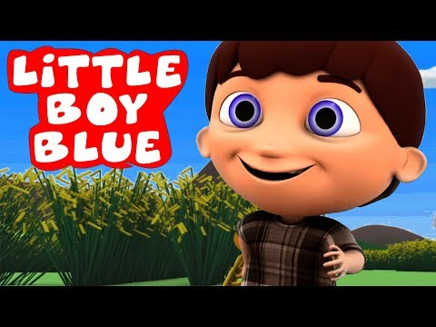bocah biru kecil | sajak kanak-kanak | Little Boy Blue | Kids Rhymes | Little Tree House Indonesia