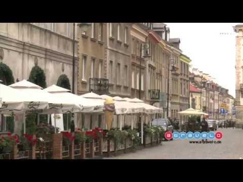 Cityguide Warschau - Neustadt, Altstadt und Praga
