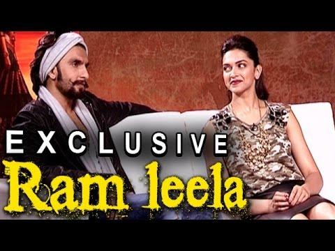 Deepika Padukone and Ranveer Singh talk about Kissing onscreen, Their ...