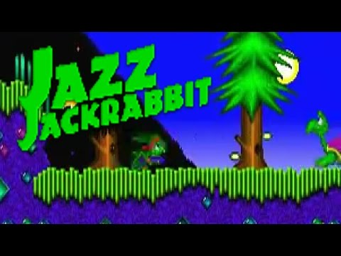 Jazz JackRabbit PC