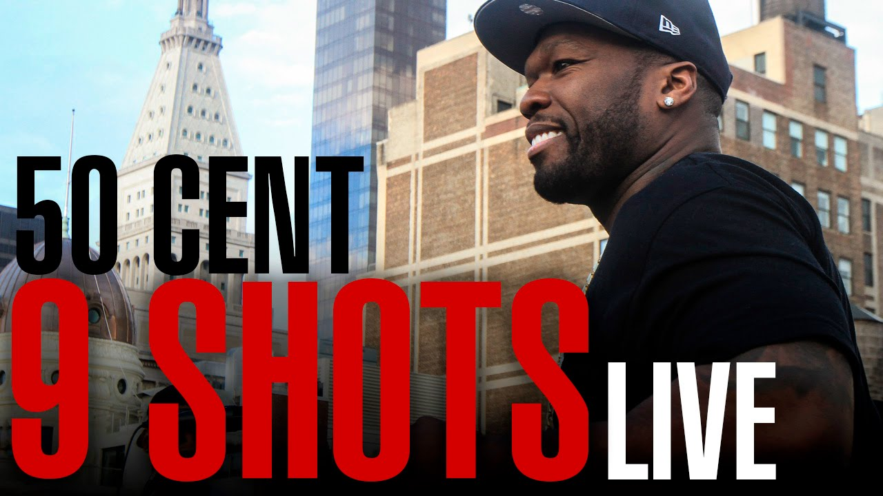 50 Cent Debuts New Song 'Nine Shots' in New York (Video)