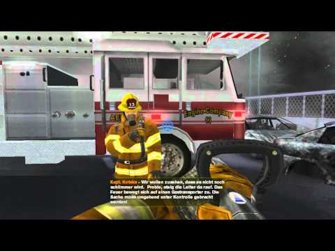Real Heroes Firefighter Mission 7 South Coast Brücke [Pc Gameplay Deutsch/German] Part 8
