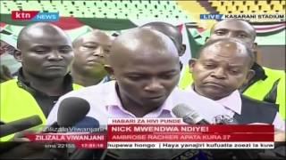 Rais mteule wa FKF Nick Mwendwa awaomba KPL na WaKenya kumuunge mikono katika mikakati mapya
