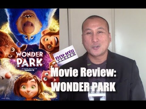 My Review of 'WONDER PARK' Movie | Kids Will Enjoy It