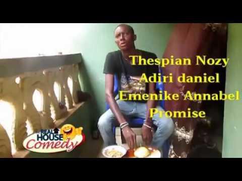 The Hungry man & the gospel preachers 😂😂 (Nigerian Comedy)