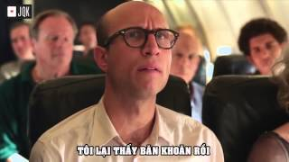 Tại sao không được dùng điện thoại trên máy bay