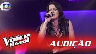 Amanda Lince canta 'Infiel' nas Audições – 'The Voice Brasil' | 5ª Temporada
