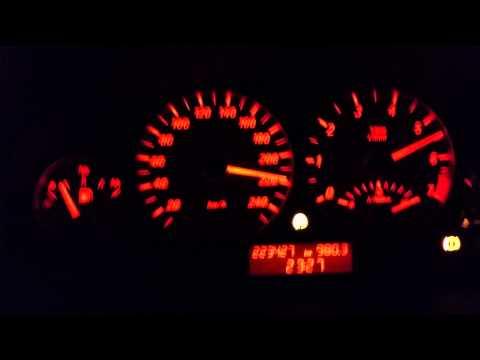 Bmw E46 330Ci 0-250 Acceleration Fast Stock HD 0-