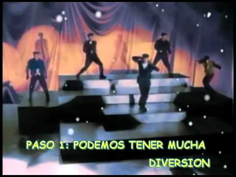 New Kids On The Block-Step by Step(Subtitulos En Español)Remix.