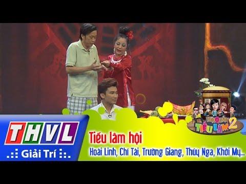 Hội Quán Tiếu Lâm Mùa 2Tập 13: Tiếu lâm hội - Hoài Linh, Chí Tài, Trường Giang...