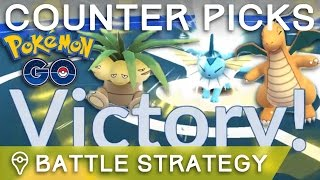 HOW TO EASILY BEAT VAPOREON (+OTHER TOP TIER POKÉMON) IN POKÉMON GO by Trainer Tips