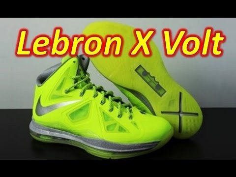 Feet - Nike Lebron X Review http://soccerreviewsforyou.com/nike_lebron_x_review BUY NOW---http://bit.ly/17YJIxj Sneaker & Gear Reviews http://soccerreviewsforyou.co...