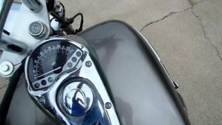 9. 2005 Honda VTX 1300c