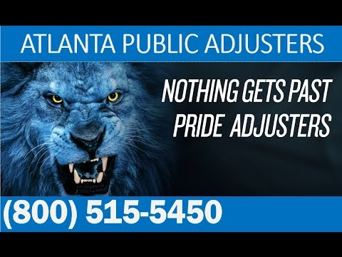 (1-800-795-0109)-Public Adjuster in Atlanta