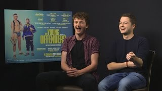 Nonton Chris Walley And Alex Murphy Talk Young Offenders With Entertainment Ie Film Subtitle Indonesia Streaming Movie Download
