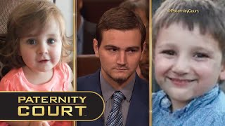 Video When Your Ex Leaves You with 2 Babies, Then Dates Your Friend (Full Episode) | Paternity Court MP3, 3GP, MP4, WEBM, AVI, FLV Oktober 2018
