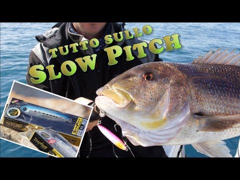 Slow Pitch Tutorial con Saverio Rosa (Trabucco)