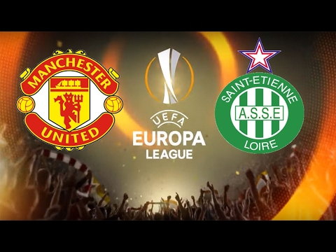 Manchester United vs Saint Etienne 3-0  ||All Goals & Extended Highlights|| 16/02/ 2017  HD