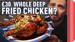London's Best Fried Chicken?! (At 3 Price Points)