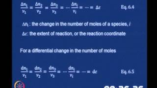 Mod-06 Lec-34 Criteria For Bio-reaction Equilibria