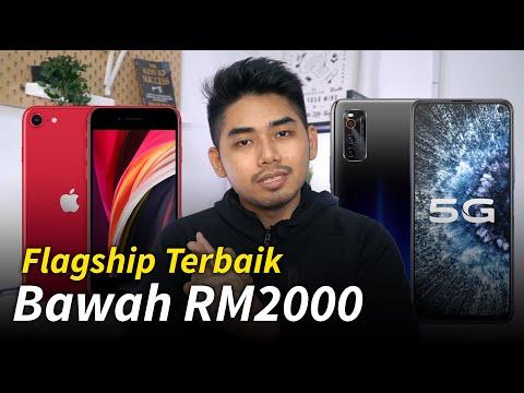6 Phone Flagship TERBAIK Bawah RM2000 !