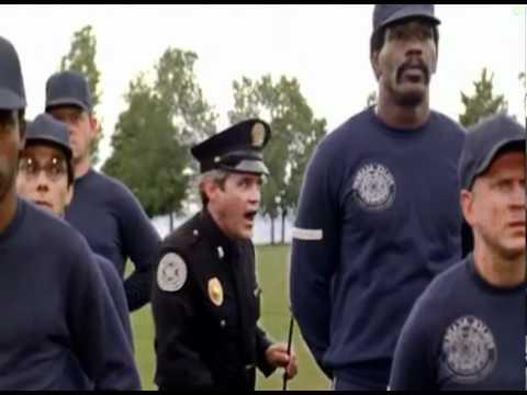 Loca academia de policia, pelotón B de bazofia