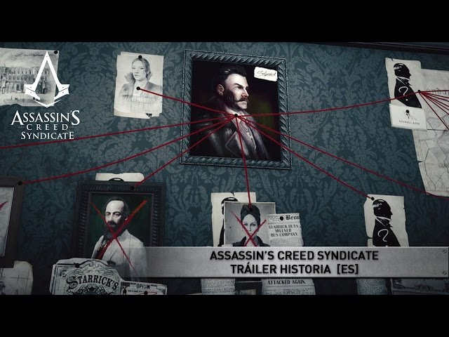 Assassin's Creed Syndicate – Tráiler Historia [ES]