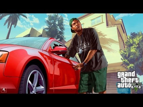 Dr. Dre feat. Snoop Dogg - Still Dre (Grand Theft Auto V Soundtrack)