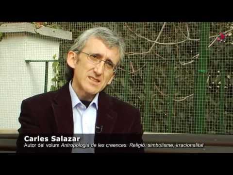 Entrevista a Carles Salazar, autor del llibre 'Antropologia de les creences'