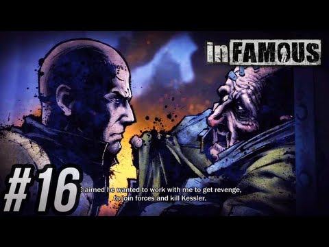 """inFAMOUS - Episode 16 """"The Ultimate Price"""" (Good Karma / Platinum Guide)"""